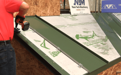 How to Install Metal Roofing Details: Bullnose Rake Detail