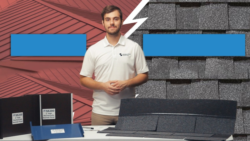 Metal Roofing vs. Shingle Roofing - Sheffield Metals