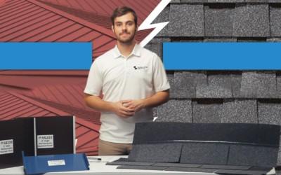 Metal Roofing vs. Shingle Roofing