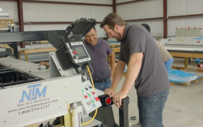 Rollforming Machine Training: How to Prepare and What to Expect