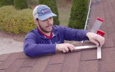How to Measure Roof Slope from the Attic, Rooftop, and Gable