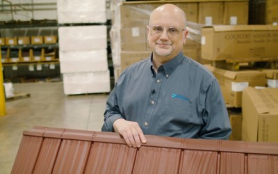 How are Metal Shingles Made? Isaiah Industries Factory Tour