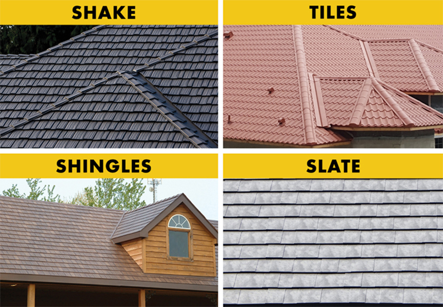 Standing Seam Vs. Stamped Metal Shingle Roofing: Colors, Textures, and Finishes