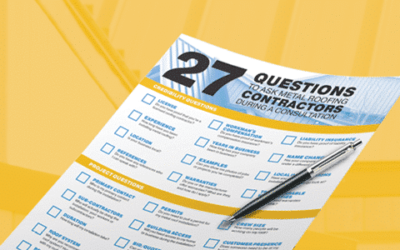 27 Questions to Ask Metal Roofing Contractors During a Consultation [Checklist]