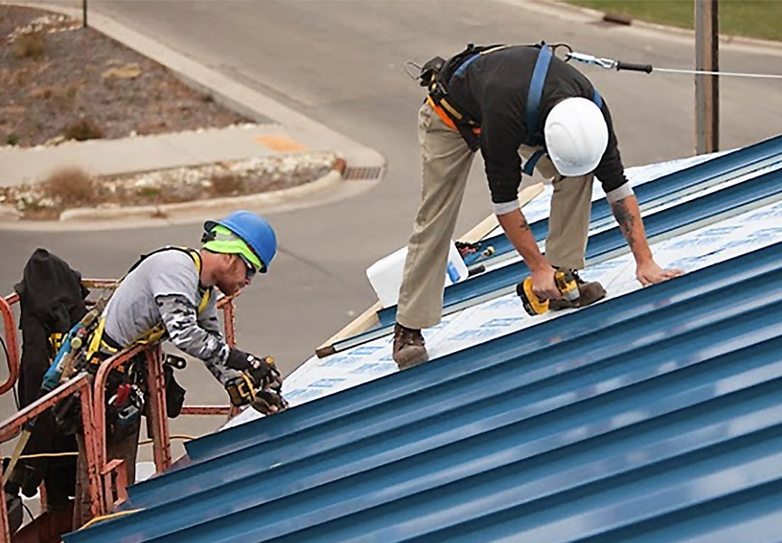 7 Reasons the Lowest Metal Roof Installation Bid Could Cause Problems: Contracting Business is Smaller or Younger