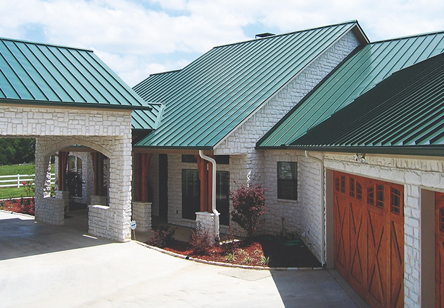 8 Best Considerations for Buying and Installing a Metal Roofing System: Main