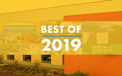 Best Metal Roofing Articles of 2019: Year in Review