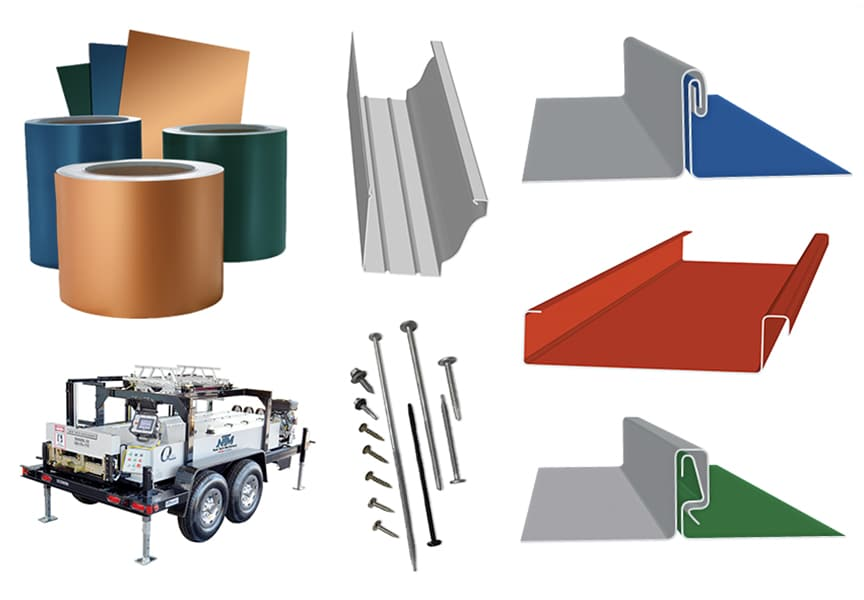 Best Metal Sheet & Coil Manufacturers for Metal Roofing: Eastern U.S.: Building Products