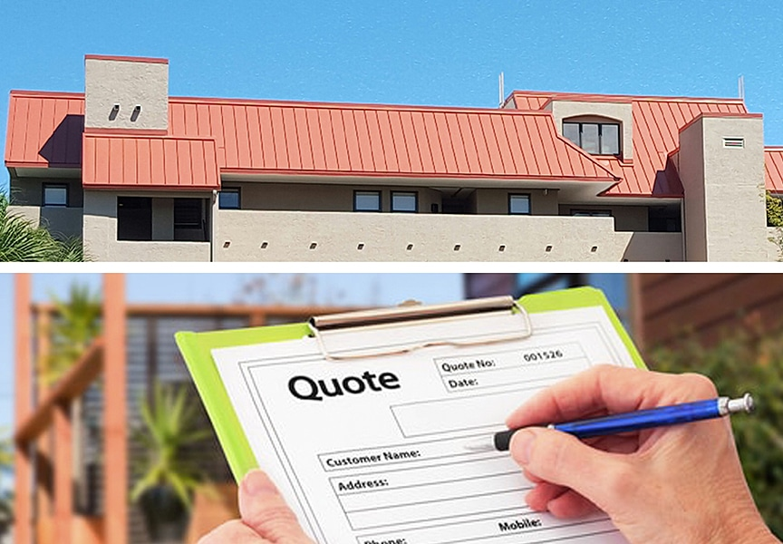 Expectations & How to Best Prepare for Your Metal Roof Installation: Bid / Quote