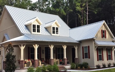 Galvalume® vs. Galvanized Metal Roofing: The Differences, Pros, & Cons