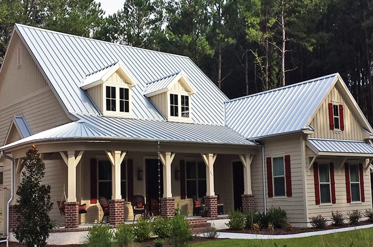 Galvalume Vs Galvanized Metal Roofing The Differences Pros Cons