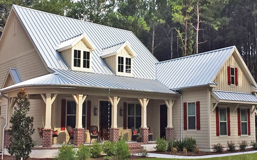 How to Choose the Best Material for Your Metal Roofing Project: Aluminum