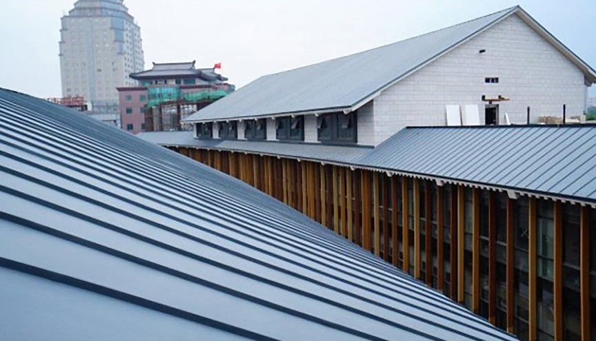 How to Choose the Best Material for Your Metal Roofing Project: Zinc