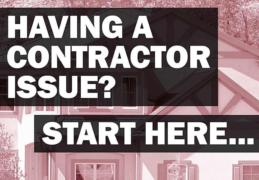 How to Best Deal with a Metal Roofing Contractor or Installer Problem: Main