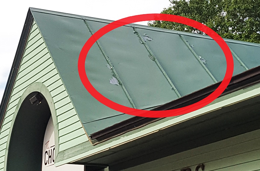 Metal Roof and Wall System Paint Warranties: What You Need to Know: Warranty Items