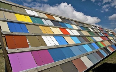 Metal Roof Color Chalking & Fading: What it is & How to Prevent it