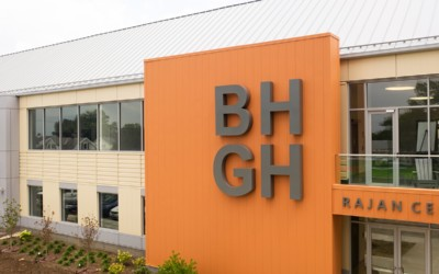 Metal Roof Project: The Rajan Center at BHGH (Boys Hope Girls Hope)