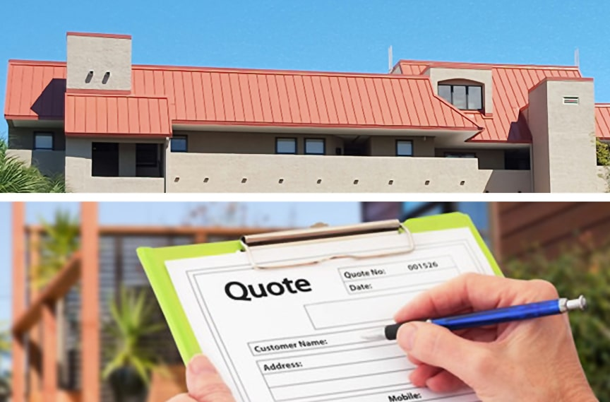 Metal Roofing Bids & Quotes: How to Choose the Best Price Option for You: Main
