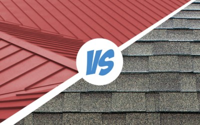 Metal Roofing vs. Shingle Roofing: Which Material Should You Choose?