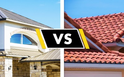 Metal Roofing vs. Spanish Clay Tile: Which Roof Material is Best?