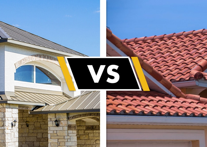 Metal Roofing vs. Spanish Clay Tile: Which Roof Material is Best: Main