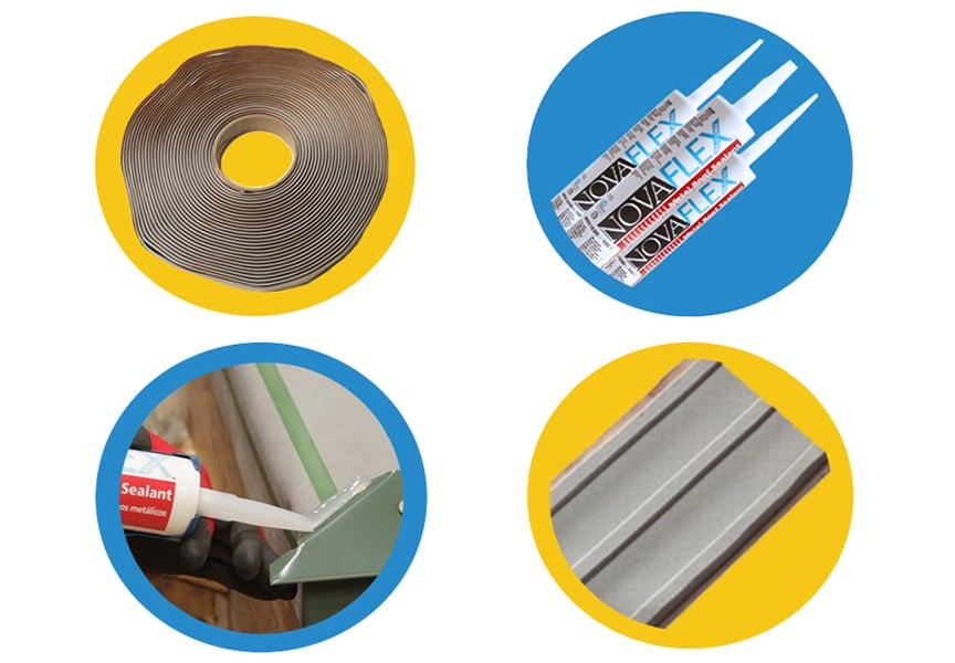 Reviewing the 5 Best Metal Roof Sealant & Butyl Tape Manufacturers: Main