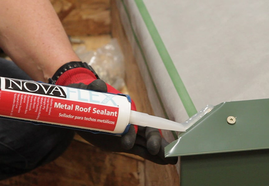 Reviewing the 5 Best Metal Roof Sealant & Butyl Tape Manufacturers: Novagard