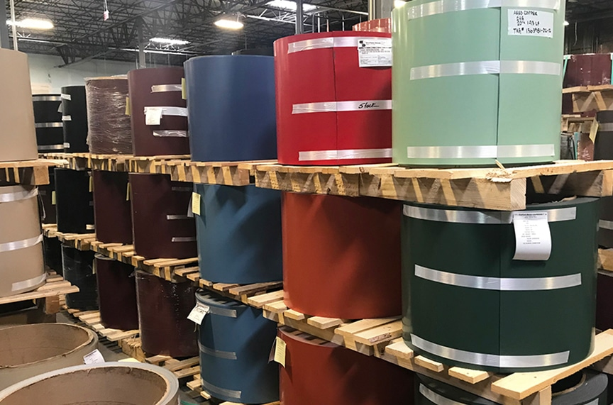 Reviewing 5 Common Misconceptions of Metal Roofing Products: Metal Coil Products for Metal Roofing