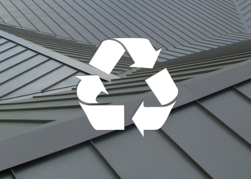 Roofing & Recyclability: Metal vs. Shingle vs. EPDM vs. Tile Roofing: Metal Roofing