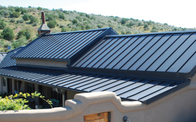 Standing Seam vs. Stamped Metal Shingle Roofs: Which is Best For You?