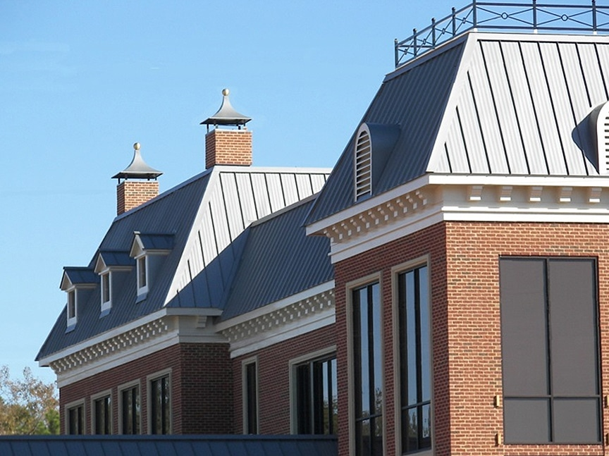 What are the Standards and Specifications for Metal Roofing Materials: Main