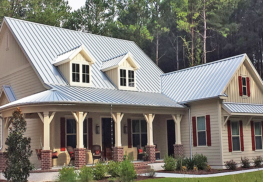 What is a Metal Roof? Uses, Types, & Definitions: Main