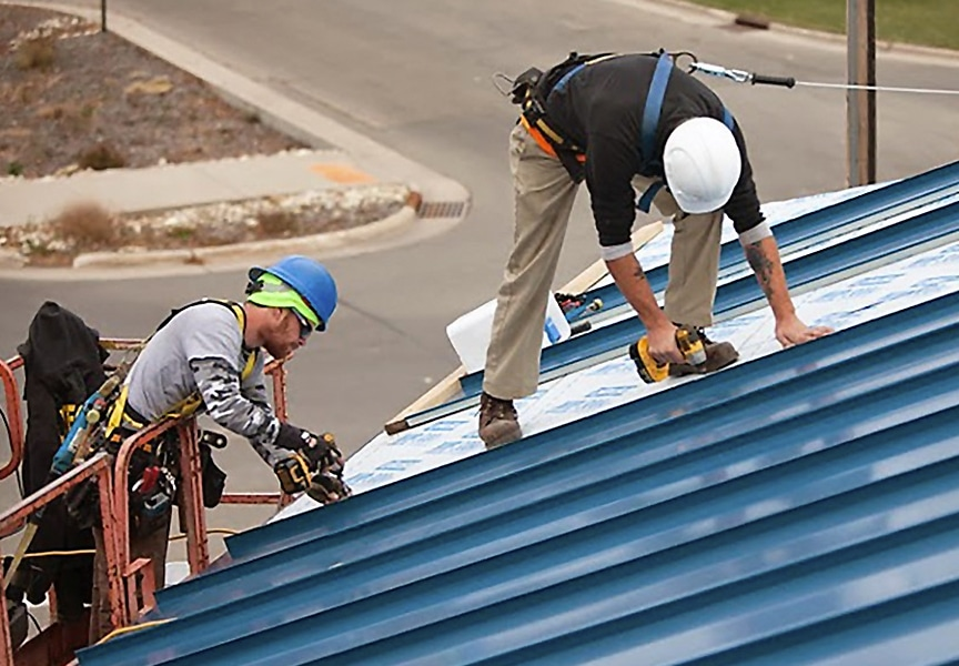 What is the Cost of a Metal Roof: Factors, Considerations, & Examples: Cost of Labor