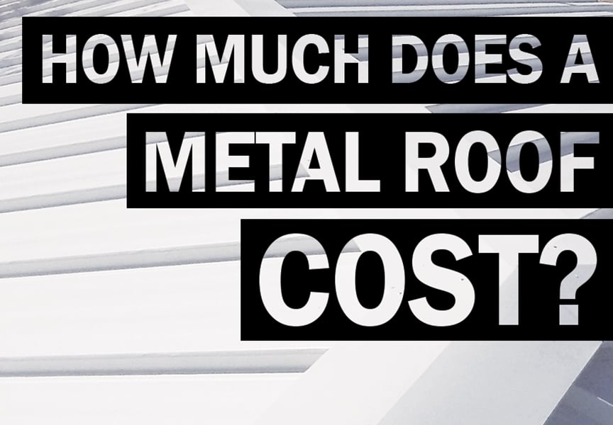 What is the Cost of a Metal Roof: Factors, Considerations, & Examples: Main
