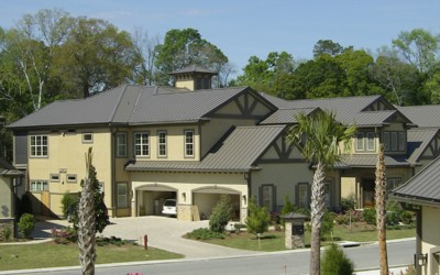 What Is Standing Seam Metal Roofing? Comparisons, Types, & Uses