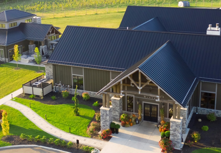 What is a Steep-Slope Roof? Best Steep-Slope Standing Seam Metal Roof Profiles: Main