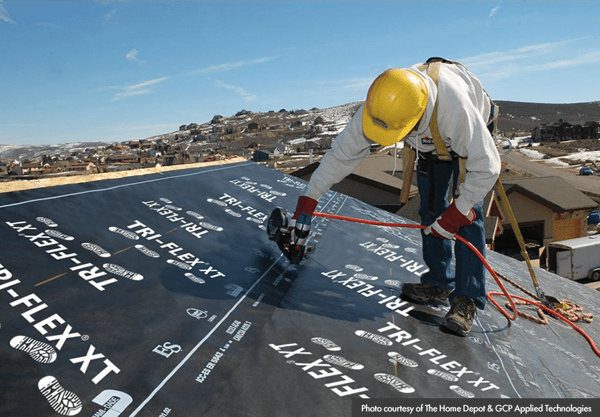 Synthetic Underlayment - GCP Applied Technologies