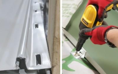 Clip System vs. Nail Strip Panel: Standing Seam Metal Panel Comparison