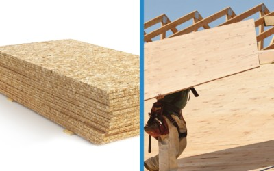OSB vs. Plywood: Which Should You Choose for Your Roof Deck?