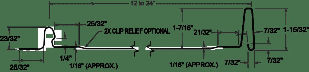 1.5 ff snaplock spec