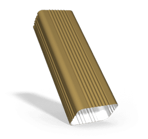 Commercial Roof Drainage Systems & Components: Corrugated Downspout