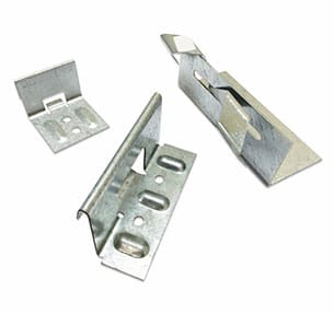 Metal Roofing Accessories & Components: Clips