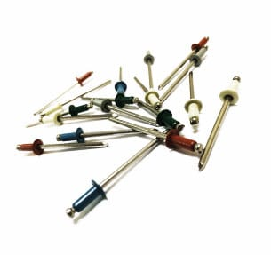 Metal Roofing Accessories & Components: Rivets