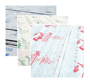 Metal Roofing Accessories & Components: Sharkskin Underlayment