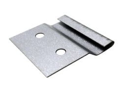 Metal Roofing Accessories & Components: WAV Clips