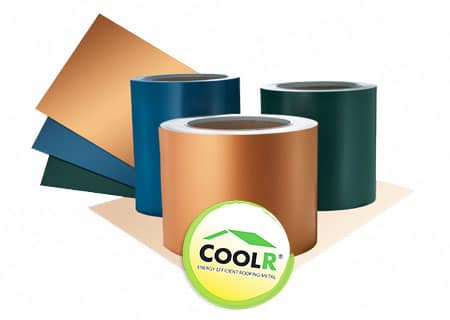 Sheffield Metals Products & Services: Metal Roofing Coils & Sheets