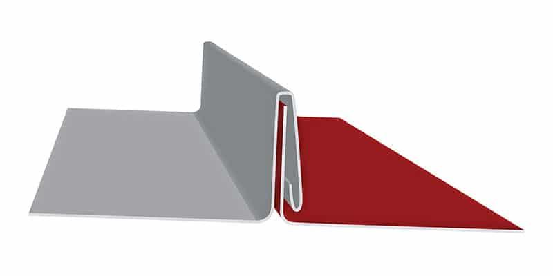 "Non-Engineered Standing Seam Metal Roofing Profiles: SMI 1.5"" SnapLock 450 Profile"