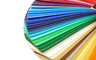24-Gauge Color Chart & Card