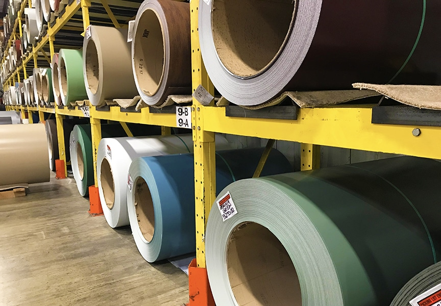 Sheffield Metals Coil & Sheet Products