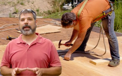 How to Remove, Repair, Level, & Replace Plywood or OSB Roof Decking